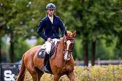 Guerdat Steve, SUI, Victoria des Frotards<br /> Brussels Stephex Masters 2021<br /> © Hippo Foto - Sharon Vandeput<br />  26/08/21