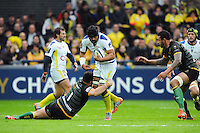Fritz LEE - 04.04.2015 - Clermont / Northampton - 1/4Finale European Champions Cup<br />
