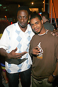 Pete Rock and DJ Hi-Tek at BlackSmith Music Presents Talib Kweli, Pete Rock, & Smif n Wesson(Buck Shot & Stelle) at The American Museum of Natural History on June 27, 2008..BlackSmith Music comes out swinging with ground breaking HipHop Concert series at the world reknowned The Museum of Natural History.Blacksmith Music Corp established in 2006 as a label to combat the norm, the norms being mainstream music as well as underground. As those segments of music attack each other over what quality music should be, Blacksmith shows the world what quality music is. It?s opening roster of artists, Talib Kweli, Jean Grae, and Strong Arm Steady.