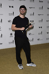 April 12, 2018 - Berlin, Germany - Mark Forster.Echo Pop Verleihung, Berlin, Germany - 11 Apr 2018.Credit: MichaelTimm/face to face (Credit Image: © face to face via ZUMA Press)