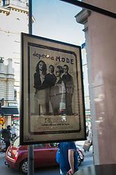 May 5, 2017 - Stockholm, Sweden - Depeche Mode fan event at Scandic Grand Central, Stockholm, Swedenl (Credit Image: © Aftonbladet/IBL via ZUMA Wire)