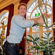 NLD/Amsterdam/20111208- Sky Radio Christmas tree for Charity, Jochem Uytdehaage