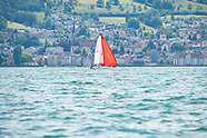 Bise on Lake Constance