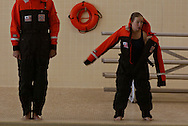 Boot Camp at The United States Coast Guard Training Center Cape May, NJ,