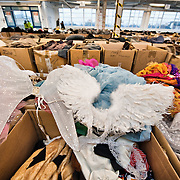 LONDON, ENGLAND - FEBRUARY 06:  Sets of wings on display at Angels Retro Sale on February 6, 2010 in London, England. Angels Costumiers are selling over 25,000 items of clothing and accessories from their warehouse in Wembley on February 6, 2010. The Retro Sale features fashion items from the 1950s to the 1990s as well as period military uniforms. Angels is the world's longest-established supplier of costumes to film and theatre, founded in 1840 the company supplies costumes to over 1000 productions per year.  (Photo by Marco Secchi/Getty Images)