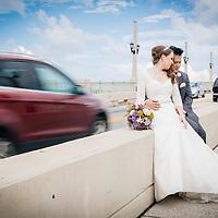 Danielle + Scott: Married