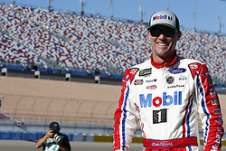 September 14, 2018 - Las Vegas, Nevada, United States of America - Kevin Harvick (4) hangs out on pit road before qualifying for the South Point 400 at Las Vegas Motor Speedway in Las Vegas, Nevada. (Credit Image: © Chris Owens Asp Inc/ASP via ZUMA Wire)