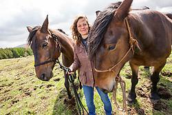 Bonny Mealand is a freelance equine podiatrist. Lochaline Retained Fire Crew jobs feature.