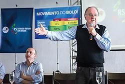 Grande campeão na 38ª Expointer, que ocorre entre 29 de agosto e 06 de setembro de 2015 no Parque de Exposições Assis Brasil, em Esteio. FOTO: Vilmar da Rosa/ Agência Preview