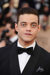 Rami Malek attends the 22nd Annual Screen Actors Guild Awards at The Shrine Auditorium on January 30, 2016 in Los Angeles, CA, USA. Photo by Lionel Hahn/ABACAPRESS.COM  | 532643_144 Los Angeles Etats-Unis United States