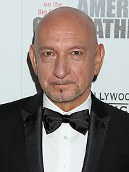 Sir Ben Kingsley, The 30th Annual American Cinematheque Awards honoring Ridley Scott and Sue Kroll, Beverly Hilton Hotel (Beverly Hills, California)