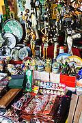 Souvenir shop in Bangkok, Thailand