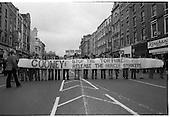 1977 - Portlaoise Hunger Strike Protest.    (L7).