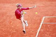 Roland Garros. Paris, France. June 2nd 2006..Elena Dementieva against Viktoriya Kutuzova.