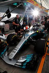 September 1, 2017 - Monza, Italy - Motorsports: FIA Formula One World Championship 2017, Grand Prix of Italy, .#77 Valtteri Bottas (FIN, Mercedes AMG Petronas F1 Team) (Credit Image: © Hoch Zwei via ZUMA Wire)