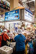 Chaing Mai main market; Warorot Market (Kad Luang)