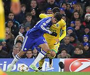 Chelsea v Sporting Lisbon 101214