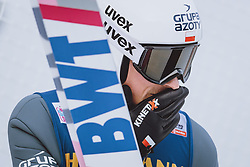 03.01.2021, Bergiselschanze, Innsbruck, AUT, FIS Weltcup Skisprung, Vierschanzentournee, Innsbruck, Einzelbewerb, Herren, im Bild Piotr Zyla (POL) // Piotr Zyla of Poland during the men's individual competition for the Four Hills Tournament of FIS Ski Jumping World Cup at the Bergiselschanze in Innsbruck, Austria on 2021/01/03. EXPA Pictures © 2020, PhotoCredit: EXPA/ JFK