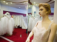 5th June 2010. Las Vegas, Nevada. Known around the world as one of the most Famous places to be married, The Little White Wedding Chapel in Las Vegas has wed stars from Britney Spears to Judy Garland. PHOTO © JOHN CHAPPLE / www.chapple.biz.john@chapple.biz  (001) 310 570 9100.