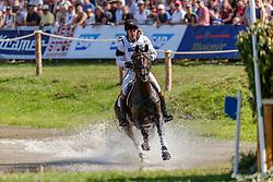 BENITEZ VALLE Esteban (ESP), Milana<br /> Luhmühlen - LONGINES FEI Eventing European Championships 2019<br /> Geländeritt CCI 4*<br /> Cross country CH-EU-CCI4*-L<br /> 31. August 2019<br /> © www.sportfotos-lafrentz.de/Stefan Lafrentz
