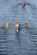 Chiswick. London. Saturday. 23.01.2016. Quintin Head. River Thames Lea Rowing Club Eight,    [Mandatory Credit: Peter Spurrier/Intersport-images.com]