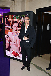 MILES ALDRIDGE at a party to celebrate 25 years of John Frieda held at Claridge's, Brook Street, London on 29th October 2013.
