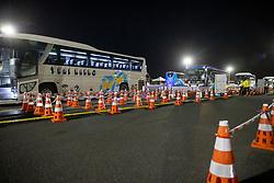 MTM, media transport mall<br /> Olympic Games Tokyo 2021<br /> © Hippo Foto - Dirk Caremans<br /> 18/07/2021