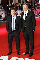 Mark Wahlberg, Will Ferrell, Daddy's Home - UK Film Premiere, Leicester Square, London UK, 09 December 2015, Photo by Richard Goldschmidt