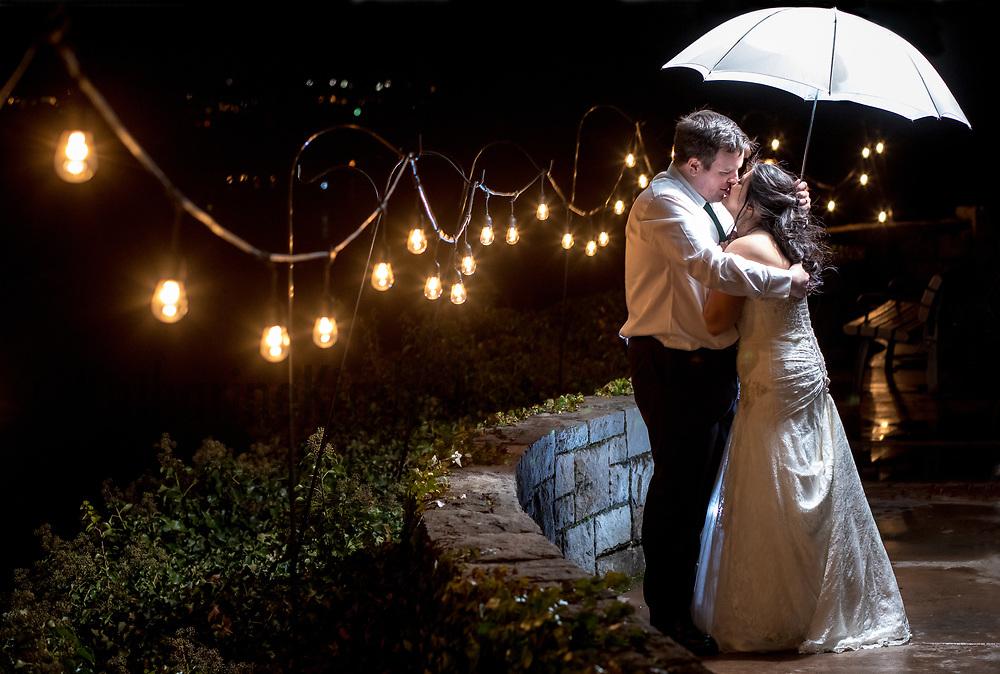 Wedding at Portland Yacht Club.