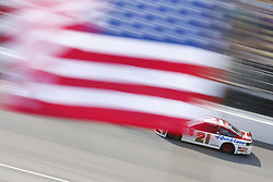 August 12, 2018 - Brooklyn, Michigan, United States of America - Paul Menard (21) brings his race car down the front stretch during the Consumers Energy 400 at Michigan International Speedway in Brooklyn, Michigan. (Credit Image: © Chris Owens Asp Inc/ASP via ZUMA Wire)