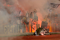 Tifosi del Napoli<br /> Roma 20/05/2012 Stadio Olimpico<br /> Football Calcio 2011/2012 Coppa Italia Finale<br /> Juventus Vs Napoli<br /> Foto Insidefoto Antonietta BAldassarre