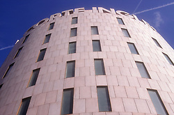 Corte Ingles department store in Barcelona,
