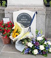 PC Keith Palmer memorial photo by Brian Jordan