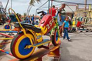 Carnaval in Gibara,Holguin,Cuba.