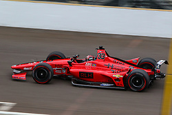 May 18, 2018 - Indianapolis, INDIANA, United States of America - 33 JAMES DAVISON (AUS) FOYT WITH BYRD / HOLLINGER/ BELARDI (Credit Image: © Panoramic via ZUMA Press)