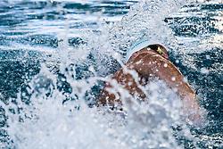 Jaka PUSNIK of Slovenia during 200m Free at  Absolutno prvenstvo Slovenije in MM Kranj 2019 on June 14, 2019 in Kranj, Slovenia. Photo by Peter Podobnik / Sportida