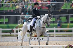 Johnstone Clarke, NZL, Balmoral Sensation<br /> Olympic Games Rio 2016<br /> © Hippo Foto - Dirk Caremans<br /> 07/08/16