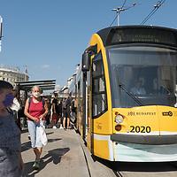 Budapest Public transport - Fővárosi tömegközlekedés