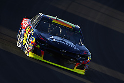 September 14, 2018 - Las Vegas, Nevada, United States of America - William Byron (24) brings his car through the turns during qualifying for the South Point 400 at Las Vegas Motor Speedway in Las Vegas, Nevada. (Credit Image: © Chris Owens Asp Inc/ASP via ZUMA Wire)