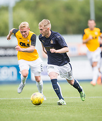 Falkirk's Craig Sibbald. Falkirk 3 v 1 East Fife, Petrofac Training Cup played 25th July 2015 at The Falkirk Stadium.