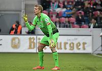 Torwart Jonas Loessl (Mainz)<br /> Mainz, 18.02.2017, Fussball Bundesliga, 1. FSV Mainz 05 - SV Werder Bremen<br /> <br /> Norway only