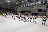 GB Ice Hockey vs Dinamo Riga - Friendly