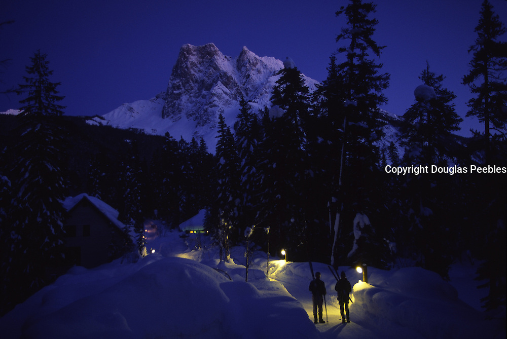 Emerald Lake Lodge, Mt. Burgess, British Columbia, Canada<br />