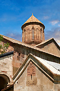 Picture & image of the medieval Sapara Monastery Georgian Orthodox monastery church of St Saba, 13th century, Akhaltsikhe, Georgia. .<br /> <br /> Visit our MEDIEVAL PHOTO COLLECTIONS for more   photos  to download or buy as prints https://funkystock.photoshelter.com/gallery-collection/Medieval-Middle-Ages-Historic-Places-Arcaeological-Sites-Pictures-Images-of/C0000B5ZA54_WD0s<br /> <br /> Visit our REPUBLIC of GEORGIA HISTORIC PLACES PHOTO COLLECTIONS for more photos to browse, download or buy as wall art prints https://funkystock.photoshelter.com/gallery-collection/Pictures-Images-of-Georgia-Country-Historic-Landmark-Places-Museum-Antiquities/C0000c1oD9eVkh9c