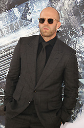 Jason Statham at the World premiere of 'Fast & Furious Presents: Hobbs & Shaw' held at the Dolby Theatre in Hollywood, USA on July 13, 2019.