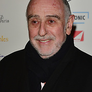 Claude-Michel Schonberg Arriver at the 18th Annual WhatsOnStage Awards 2018 at Prince of Wales Theatre on 25 Feb 2018, London, UK