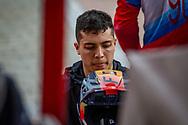 2021 UCI BMXSX World Cup<br /> Round 4 at Bogota (Colombia)<br /> Semis<br /> ^me#741 ARBOLEDA OSPINA, Diego Alejandro (COL, ME) GW