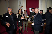 DAVID TANG; HOLLAD KWOK David Tang and Nick Broomfield host  a reception and screening of Ghosts. On the Fifth anniversary of the Morecambe Bay Tragedy to  benefit the Morecambe Bay Children's Fund. The Electric Cinema. Portobello Rd. London W11. 5 February 2009 *** Local Caption *** -DO NOT ARCHIVE -Copyright Photograph by Dafydd Jones. 248 Clapham Rd. London SW9 0PZ. Tel 0207 820 0771. www.dafjones.com<br /> DAVID TANG; HOLLAD KWOK David Tang and Nick Broomfield host  a reception and screening of Ghosts. On the Fifth anniversary of the Morecambe Bay Tragedy to  benefit the Morecambe Bay Children's Fund. The Electric Cinema. Portobello Rd. London W11. 5 February 2009