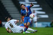 Milton Keynes Dons v Doncaster Rovers 210415