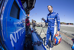 September 15, 2018 - Sonoma, California, United Stated - ED JONES (10) of the United Arab Emirates prepares to practice for the Indycar Grand Prix of Sonoma at Sonoma Raceway in Sonoma, California. (Credit Image: © Justin R. Noe Asp Inc/ASP via ZUMA Wire)